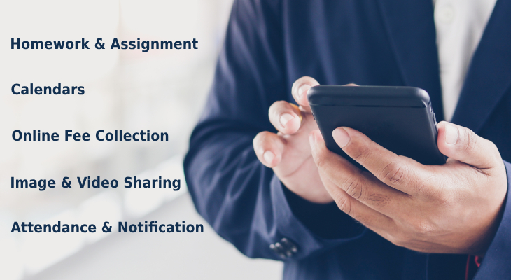 Top 5 Must-have Attributes In A School Mobile App