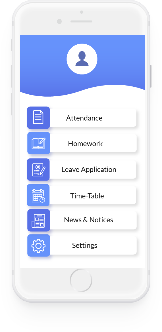 School Mobile App | School App For Attendance, Homework & Communication
